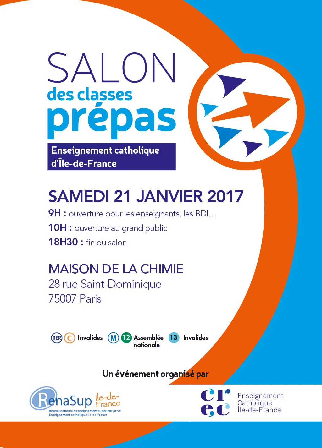 Salon des classes prépas 2017