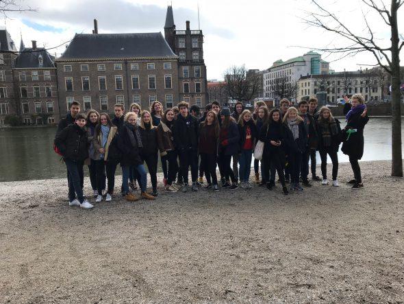 les secondes en échange à La Haye