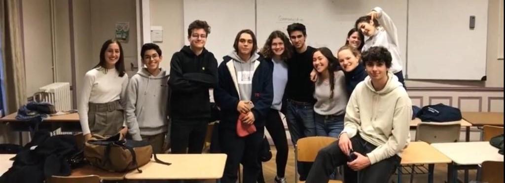 Lycée: «Agir localement, Penser globalement»