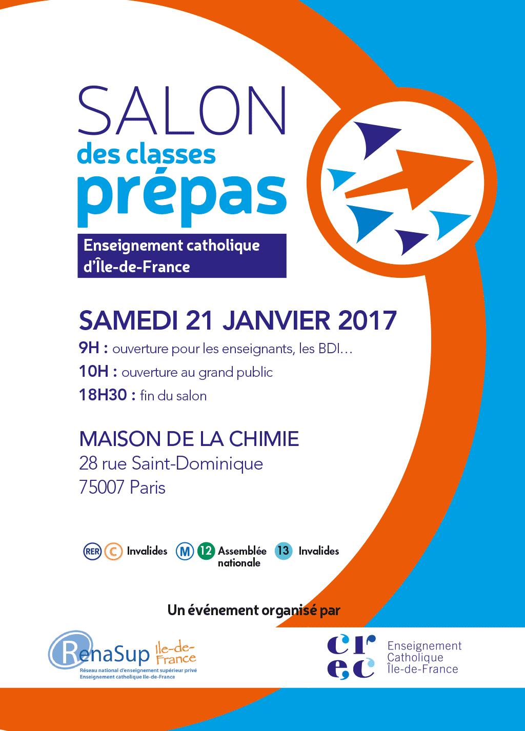 Salon des classes prépas 2017
